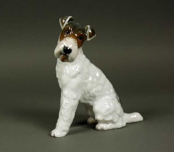 Porcelain figurine - photo 1