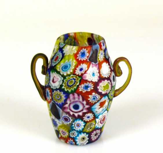Small MURANO vase - photo 1