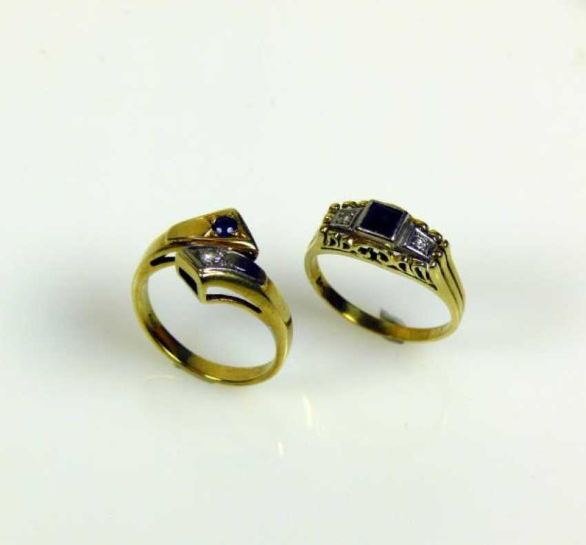 2 ladies rings - photo 1