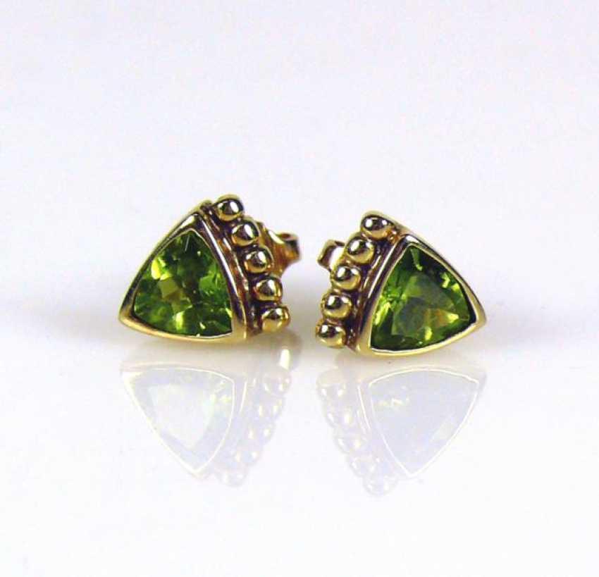 Pair Of Stud Earrings - photo 1