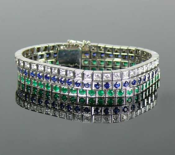 3-row bracelet - photo 1