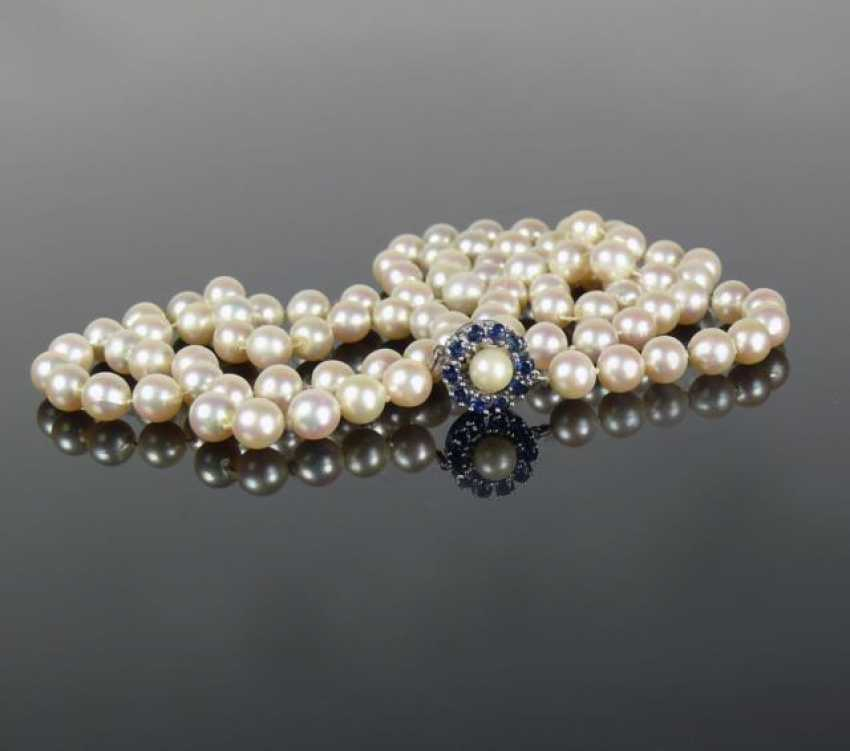 Beads necklace - photo 1