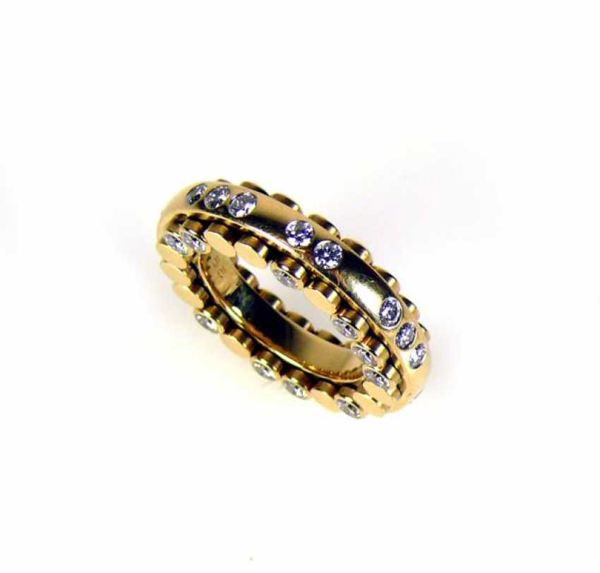 BUCHERER ladies diamond ring - photo 1