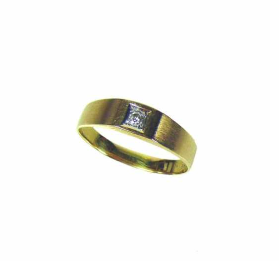 Men's ring - photo 1
