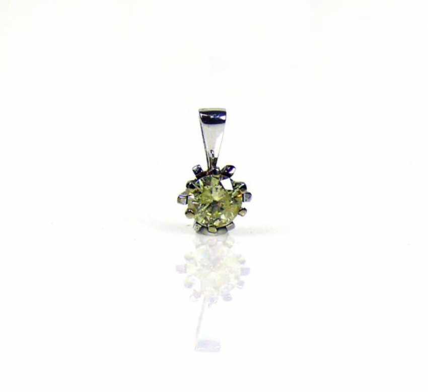 Diamond Pendant - photo 1