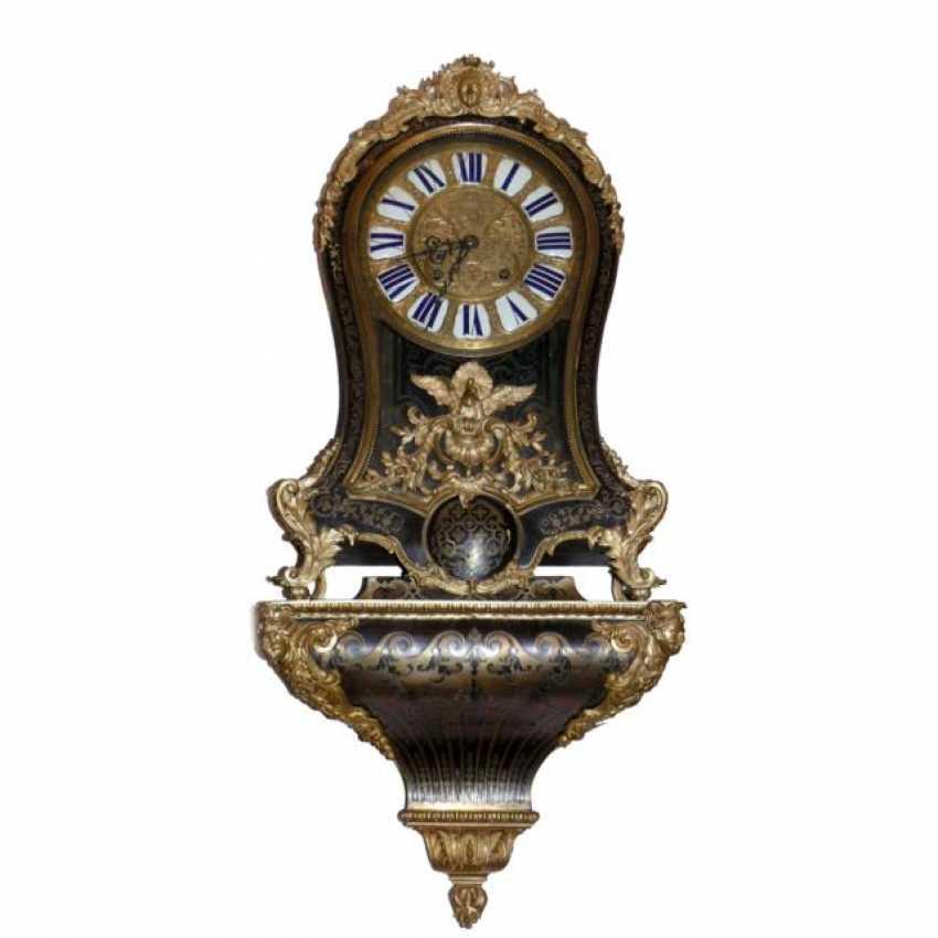 Lefiere Boulle-Clock - photo 1