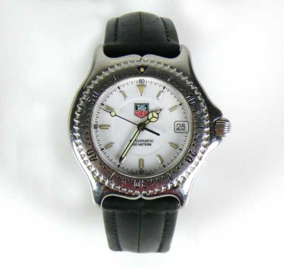 TAG HEUER-Armbanduhr - photo 1