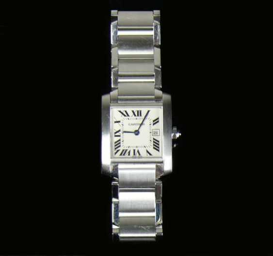 CARTIER ladies wrist watch - photo 1
