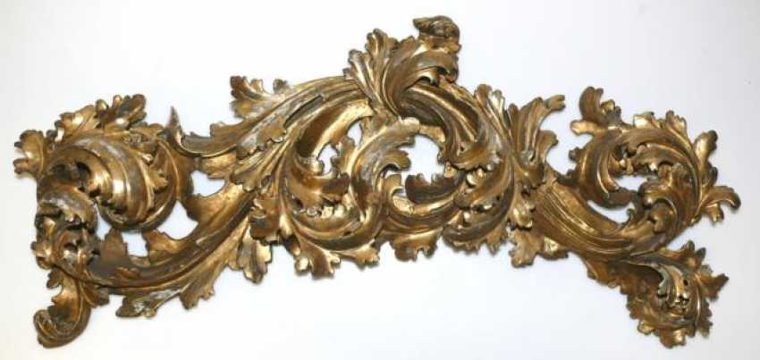 Baroque Wall Decorative Element - photo 1