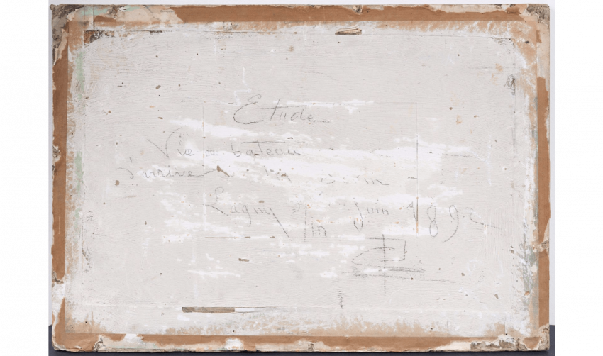 ÉMILE-GUSTAVE CAVALLO-PEDUZZI (1851-1917) - photo 3