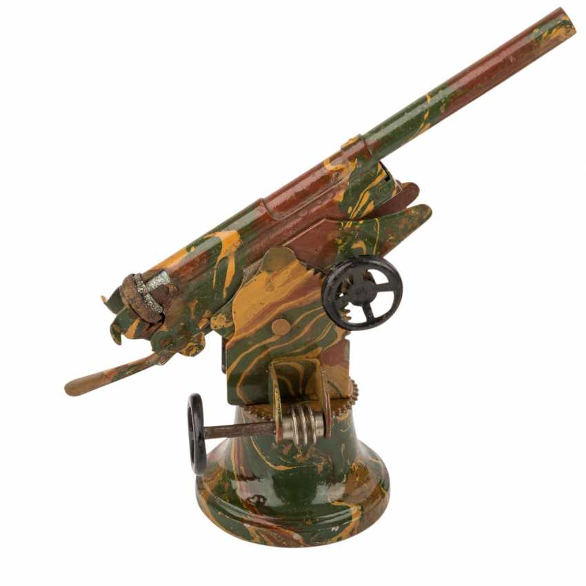 MÄRKLIN/LINEOL, among other things, collection of eight guns, - photo 3