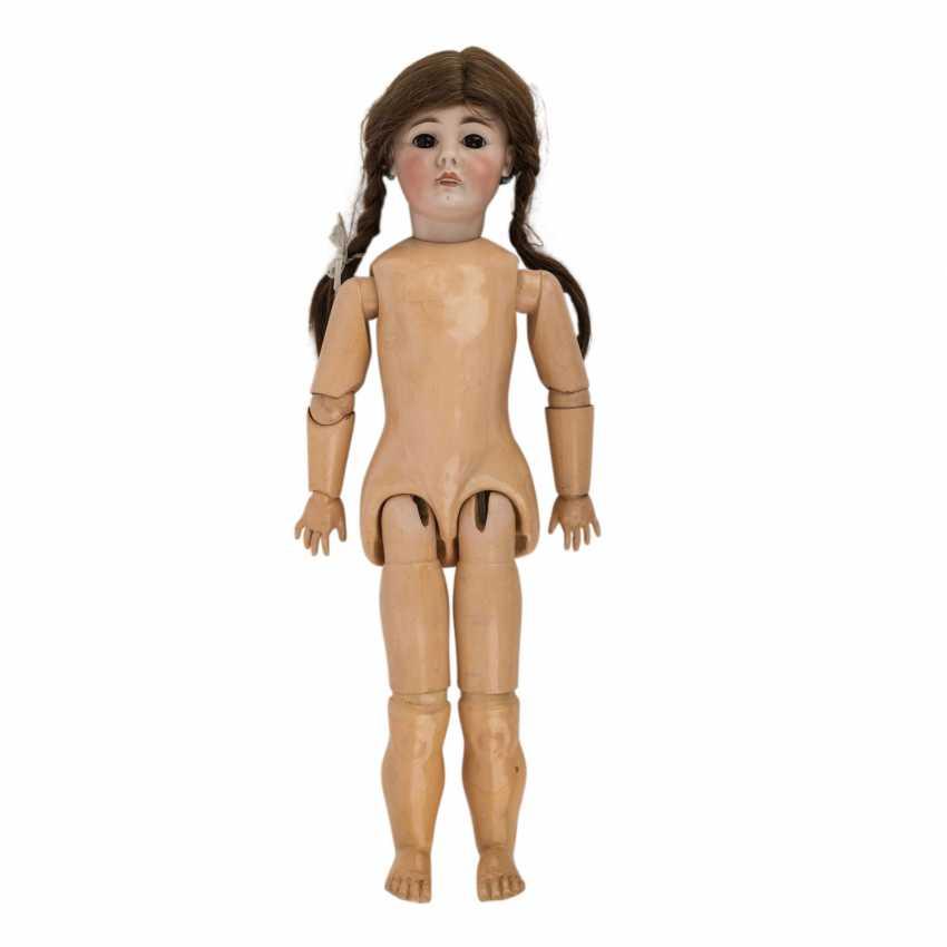 Probably BAEHR & PROESCHILD Belton-type doll, 1888, - photo 3