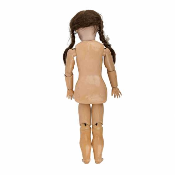 Probably BAEHR & PROESCHILD Belton-type doll, 1888, - photo 4