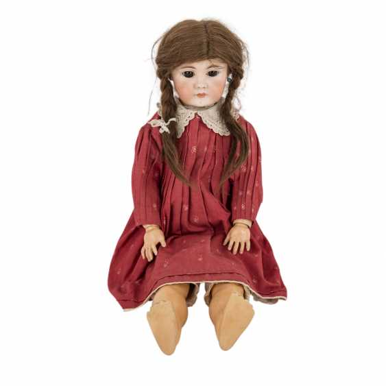 Probably BAEHR & PROESCHILD Belton-type doll, 1888, - photo 5