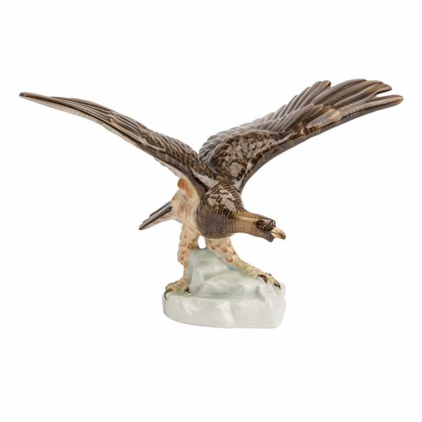 HEREND eagle, 20. Century. - photo 1
