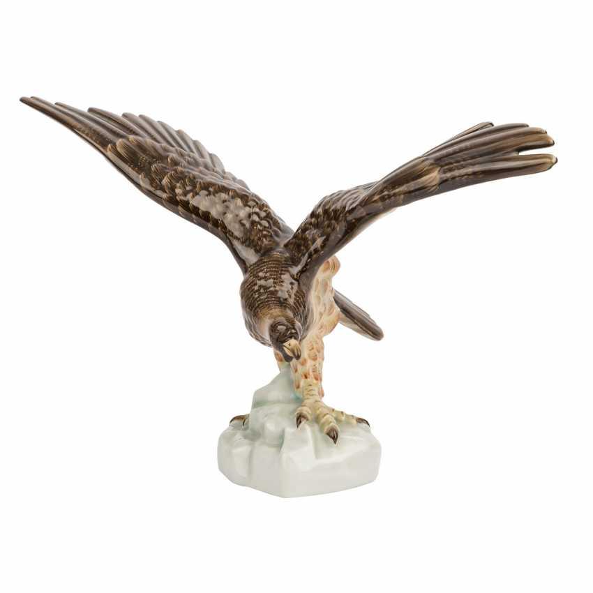 HEREND eagle, 20. Century. - photo 2