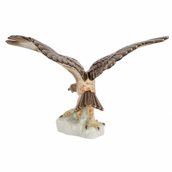 HEREND eagle, 20. Century. - photo 4