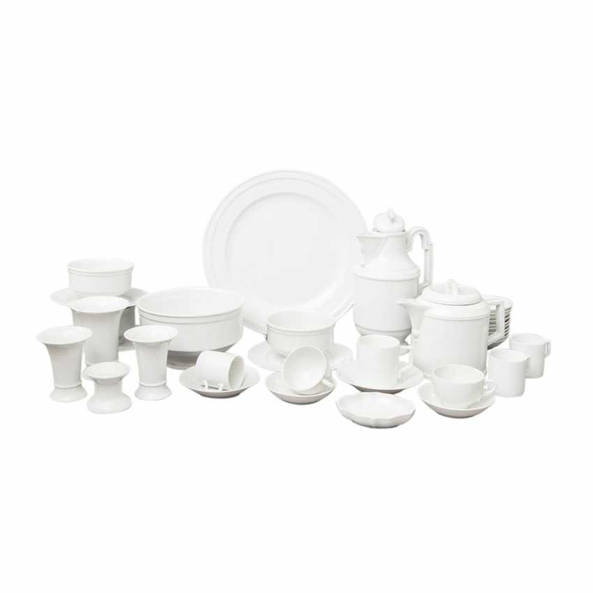 MOST coffee - and dining service parts, 20. Century, 1. Choice. - photo 1