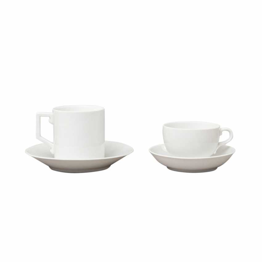 MOST coffee - and dining service parts, 20. Century, 1. Choice. - photo 3