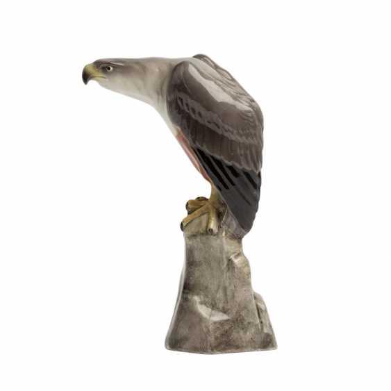 """Gold-separator """"eagle"""", 1900-1918. - photo 2"""