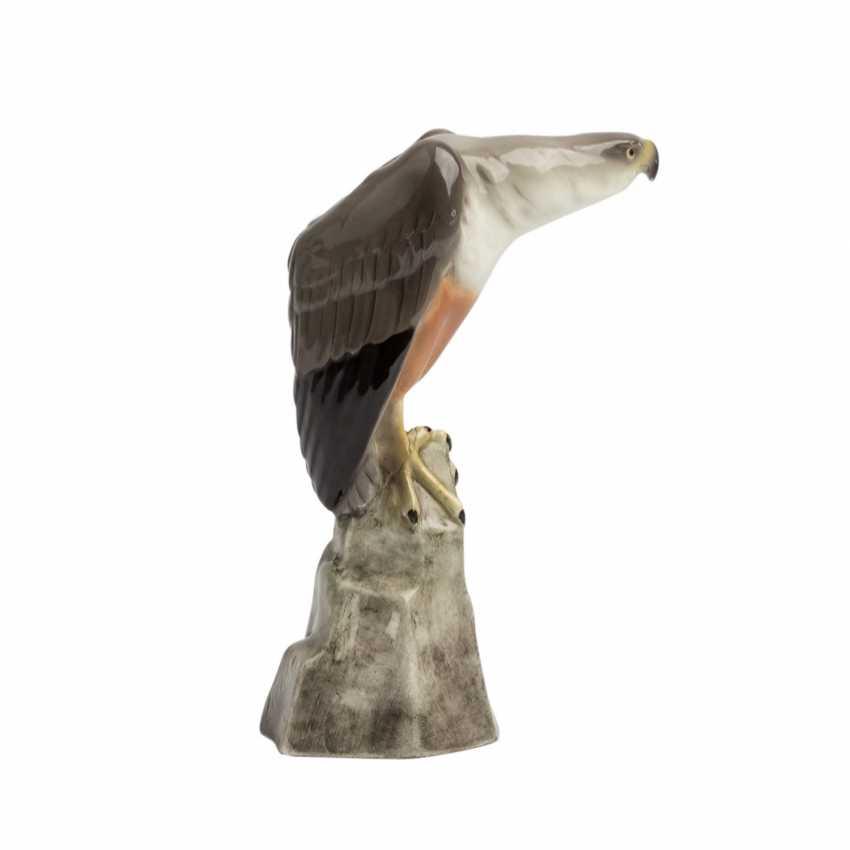 """Gold-separator """"eagle"""", 1900-1918. - photo 4"""