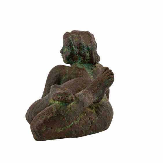 """FEHRLE, JAKOB WILHELM (Schwäbisch Gmünd, 1884-1974), """"Reclining female Nude"""", - photo 2"""