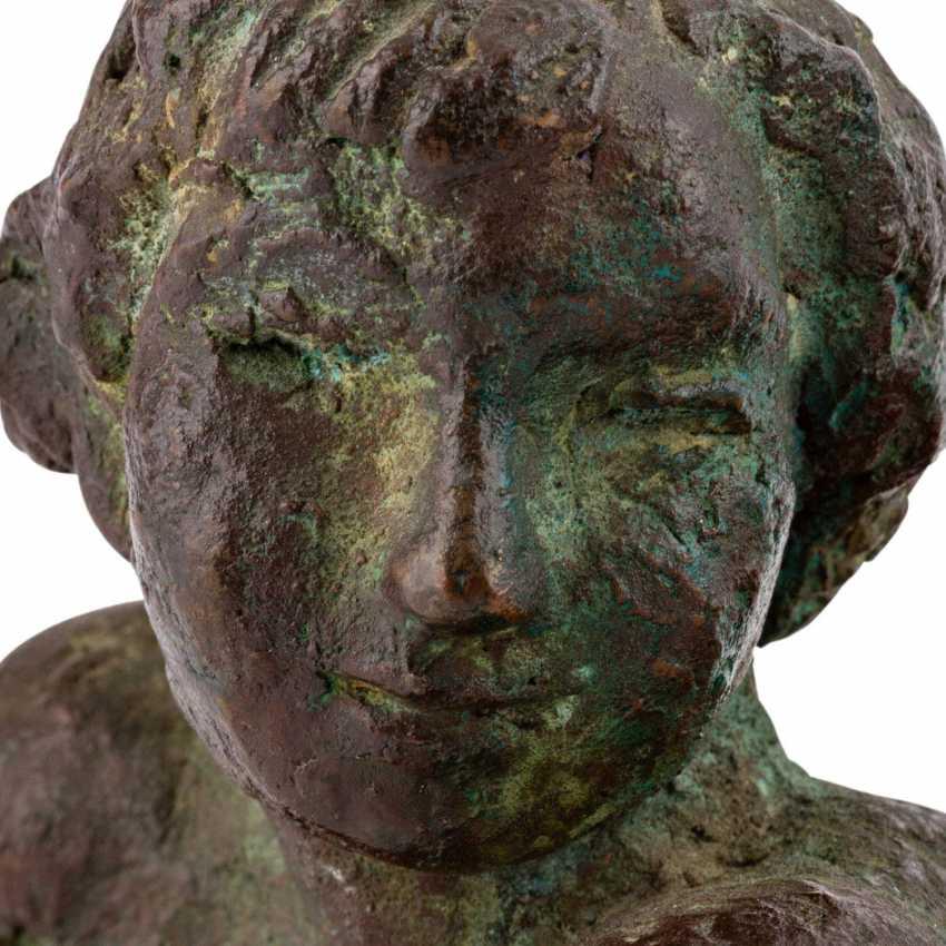 """FEHRLE, JAKOB WILHELM (Schwäbisch Gmünd, 1884-1974), """"Reclining female Nude"""", - photo 6"""