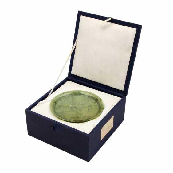 Tea Service made of jadeite. CHINA, 20. Century. - photo 1