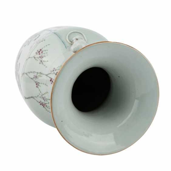 Vase. CHINA, 20. Century. - photo 5