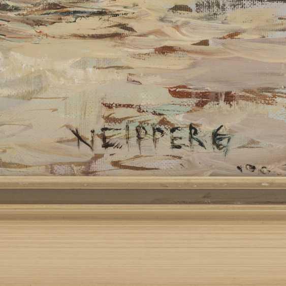 "NEIPPERG (painter 20. Century), ""Venice"" - photo 3"