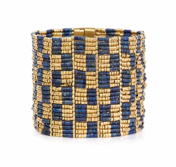 Gold-Keramik-Armband - photo 1