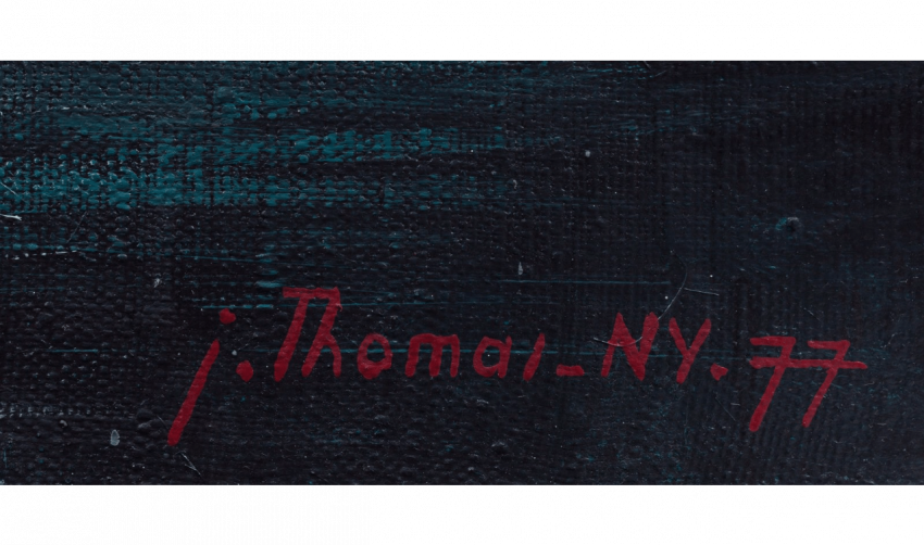 JOHN THOMAS (BORN IN 1923)
