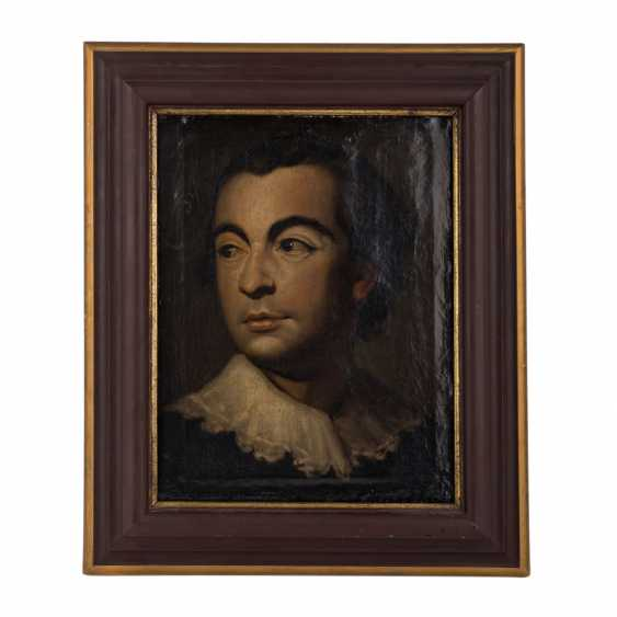 "Of the old MASTERS ""Portrait of a young man"" - photo 2"