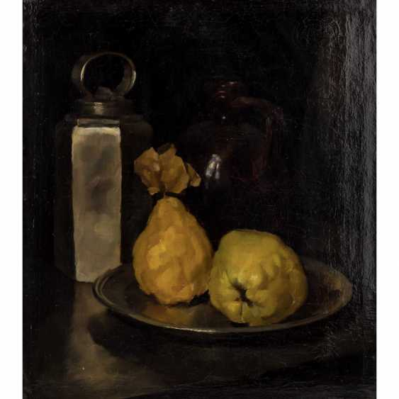 "GERHARDINGER, CONSTANTIN, ATTRIBUTED to (1888-1970), ""still life"" - photo 1"