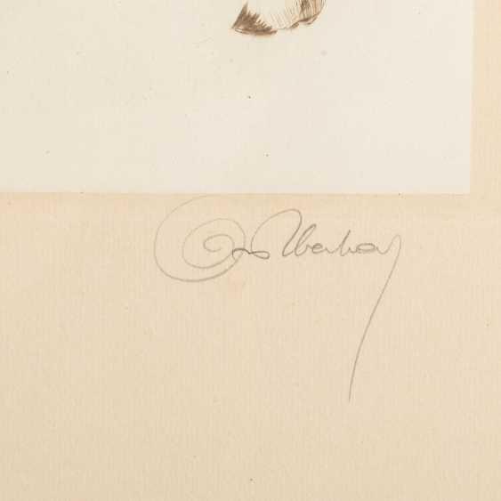 "MEYER-EBERHARDT, KURT (1895-1977), ""Standing fawn"" - photo 3"