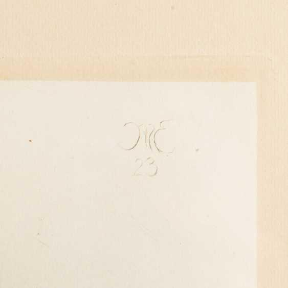 "MEYER-EBERHARDT, KURT (1895-1977), ""Standing fawn"" - photo 4"