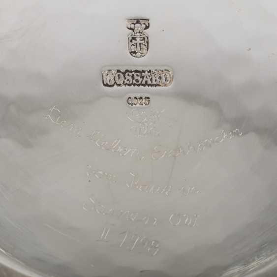 BOSSARD silver Cup, Switzerland, 20. Century. - photo 5