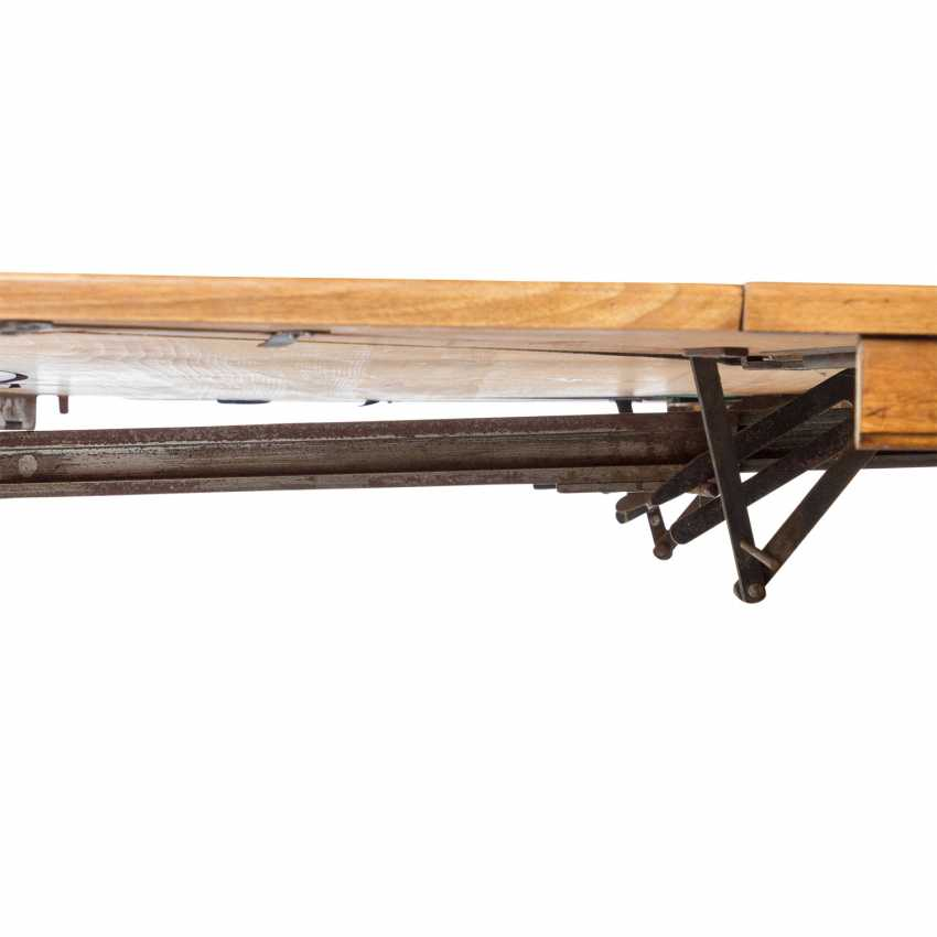 EXTENDABLE TABLE IN THE RENAISSANCE STYLE - photo 5