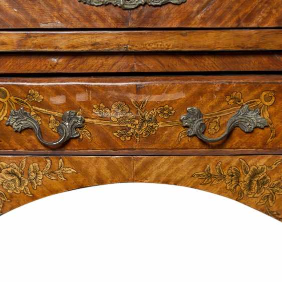 CYLINDER DESK IN LOUIS XV STYLE - photo 5