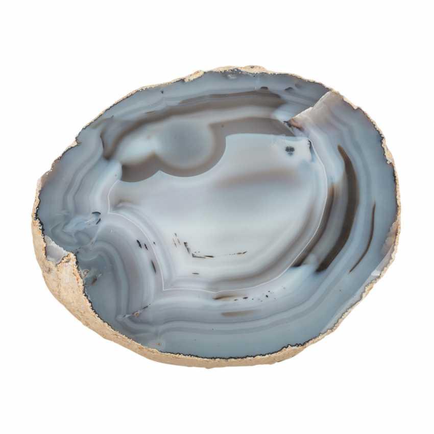 Agate slice - photo 1