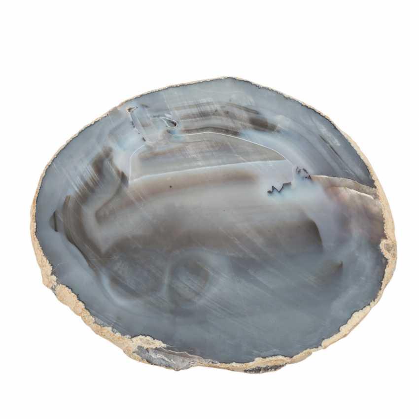 Agate slice - photo 2
