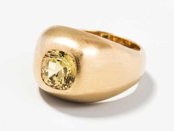 Granat-Ring - photo 1