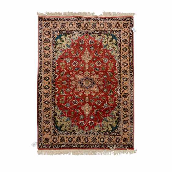 Orient carpet. PERSIA, 20. Century, approx. 144x100 cm. - photo 1