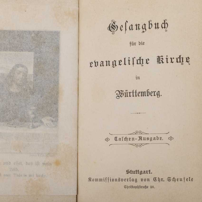 LOT OF TWO RELIGIOUS BOOKS - photo 2