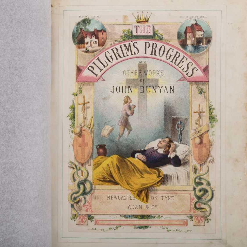 THE PILGRIM'S PROGRESS, AND OTHER SELECT WORKS BY JOHN BUNJAN - photo 1