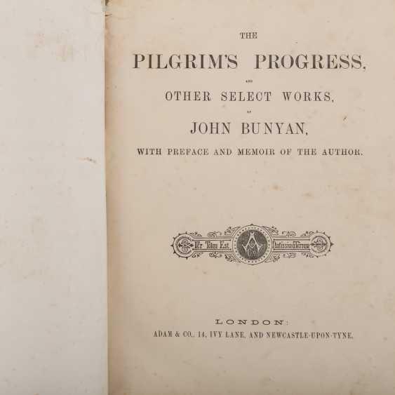 THE PILGRIM'S PROGRESS, AND OTHER SELECT WORKS BY JOHN BUNJAN - photo 2
