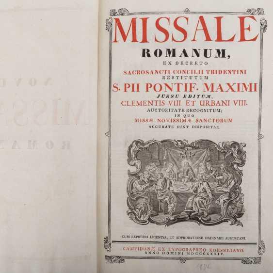 ROMAN MISSAL - photo 1