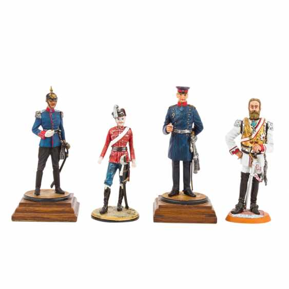 1870/71 - 5 statesmen and soldiers, Wilhelm I. - photo 2