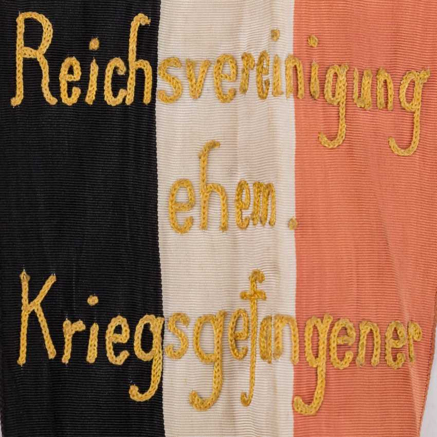 "Reminder REK loop ""Reich Association former. War clubs"" - photo 2"