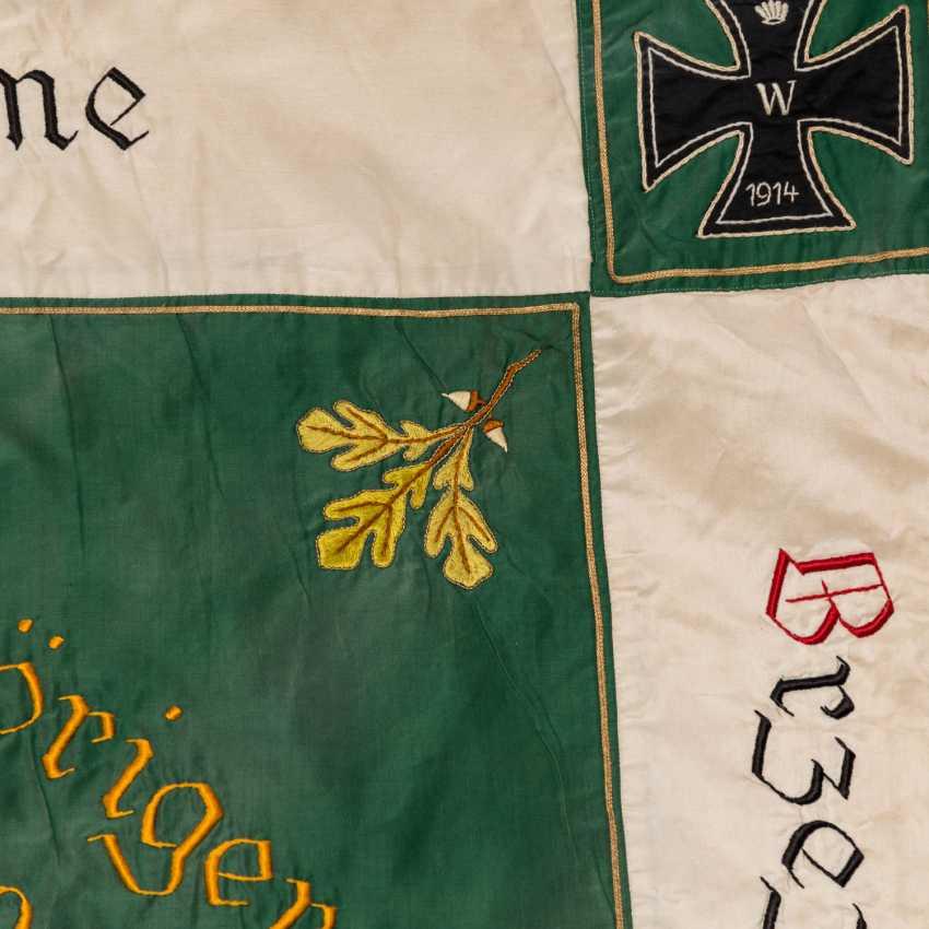 War Club Flag Res. Inf. Regt. 104 Chapter Annaberg-Buchholz, - photo 6
